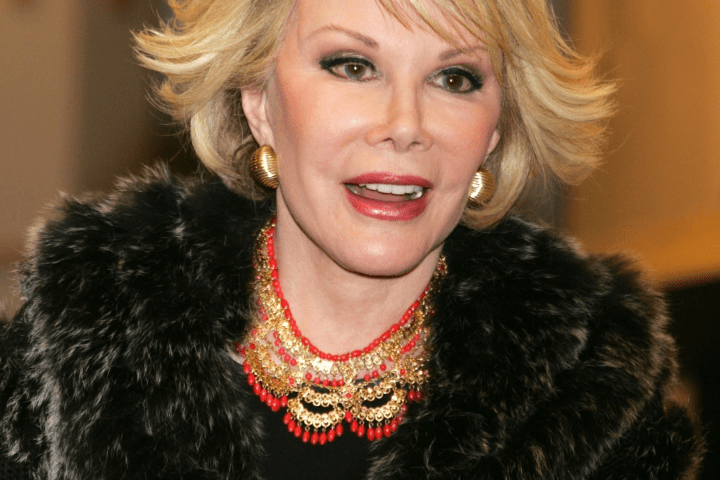 Joan Rivers To Talk Plastic Surgery And Love Of Fashion In Never-Before-Heard Interview
