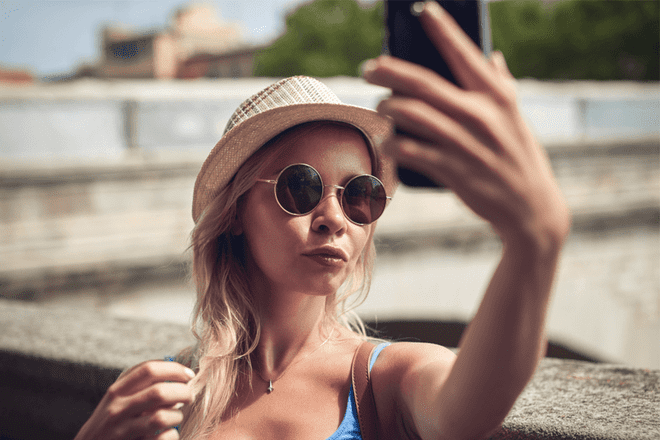 There's Actually a Scientific Reason Why Your Selfies Don't Look Good