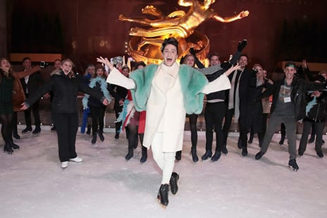 CoolSculpting Takes to the Ice with Iconic Figure Skater Johnny Weir to Debunk Fat Loss Myths