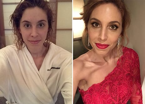 I Got A Red Carpet Makeover And It Was Honestly Kinda Exhausting