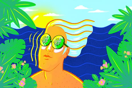 5 Ways a Beach Day Will Make You Even Better Looking