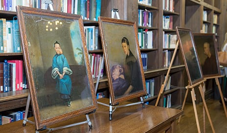 19th-Century Portraits Provide Dermatology Residents a Lesson in Looking
