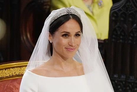 A Royal Flush: Why Meghan Markle's Wedding Makeup Is A Lesson For Us All