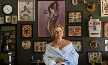 Tattoos Can Be Final Step for Women Dealing with Mastectomies, Reconstructive Surgery