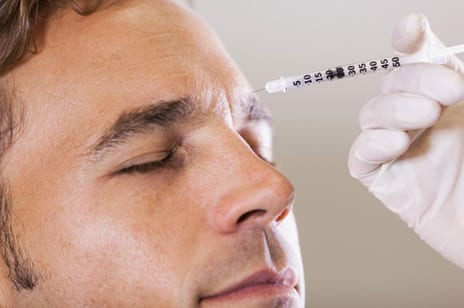 Barbershops Are Now Offering 'Brotox' Injections