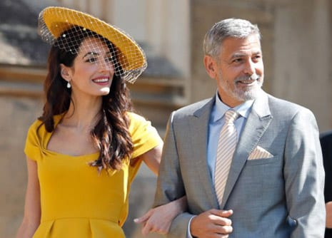 The Secrets Behind Amal Clooney's $500 Facial