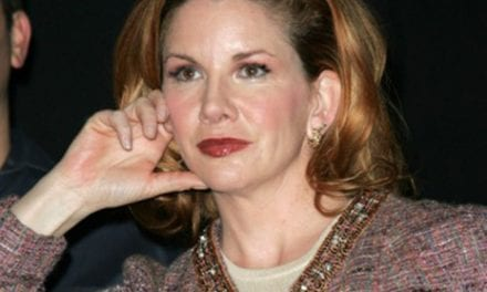 Melissa Gilbert 'Ages Gracefully' Without Breast Implants, Botox