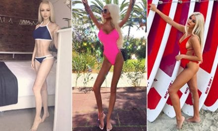 Three Girls Battling It Out on Instagram for the Title of 'Human Barbie'