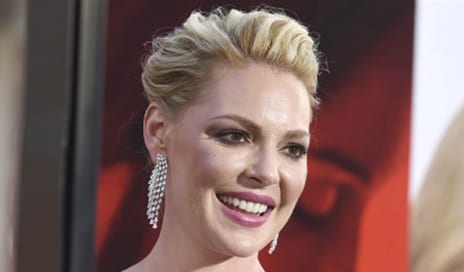 'Suits' Star Katherine Heigl Keeps This $5 Moisturizer In Her Shower