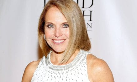 Katie Couric Talks Plastic Surgery in New Makeup-Free Selfie at 61