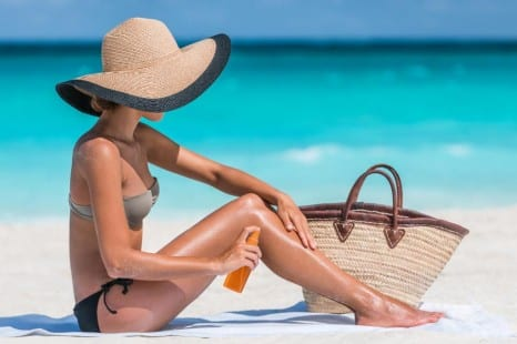 Going On Your Summer Holiday? These Facts About Tanning And Sunburn May Surprise You