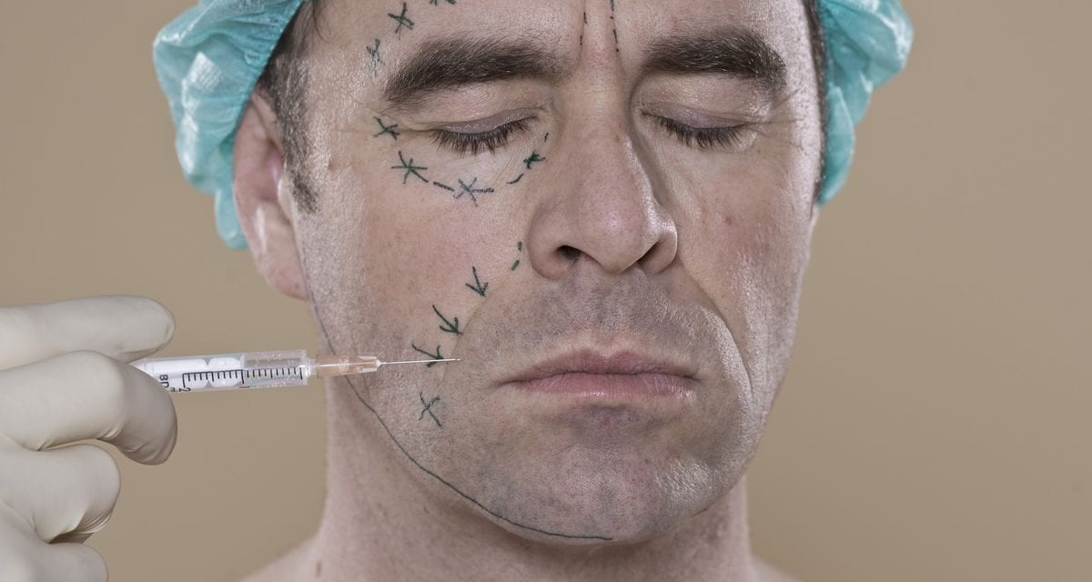 More and More Men Are Getting Plastic Surgery. A Doctor Explains Why.