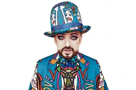 Boy George Has a New Album — and a Zen Take On His Crazy Life
