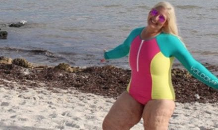 This Woman Dropped 350 Lbs—And Is Documenting Her Struggle With Excess Skin