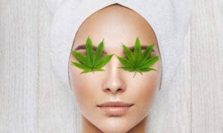 New Beauty Products' Secret Ingredient? Marijuana