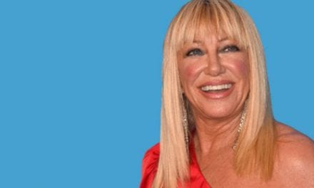 Suzanne Somers Says Stem Cell Treatment 'Regrew' Her Breast. It Didn't.