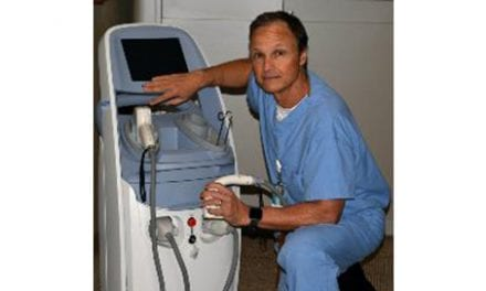 1060-nm Diode Laser Safe and Effective for Hair Reduction, Per Study