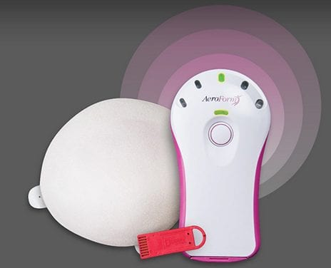 AeroForm Offers Breast Reconstruction Benefits, Study Suggests