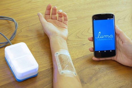 New FDA-Cleared Illuvinate System Treats Psoriasis at Home