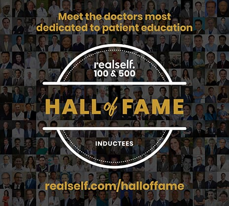 RealSelf Debuts Hall of Fame to Honor Ratings and Education