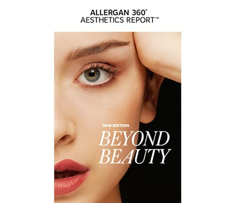 Allergan 360° Aesthetics Report Explores Patients' Needs and Motivations