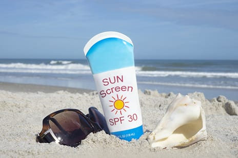 Sunscreen Use Could Lead to Better Blood Vessel Health