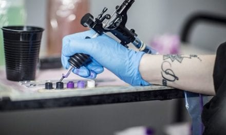 Study Investigates Link Between Dermatitis and Organic Tattoo Ink Pigments