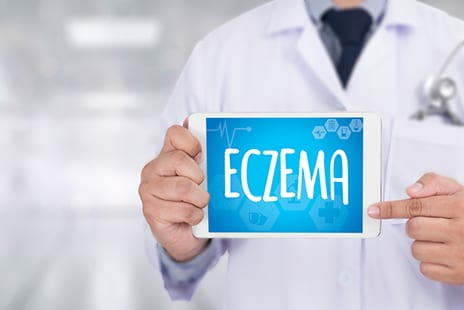 Kids with SA-Infected Eczema May Have Higher Food Allergy Risk