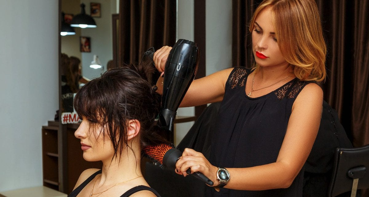 Hairdressers Are Willing to Help Customers Detect Skin Cancers