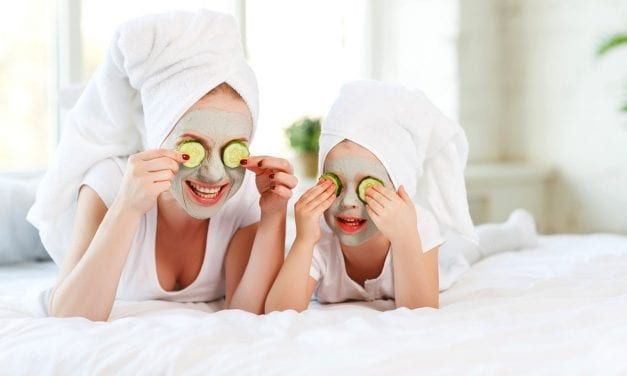 Children's Skin Health Is Shaped By Their Mothers