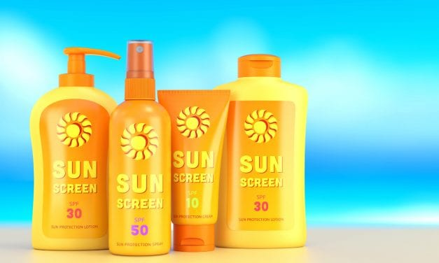 Aerosol Sunscreen Application Density Higher Than Lotion in Practical Use