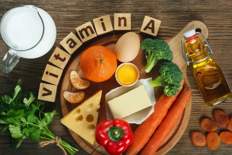 Higher Vitamin A Intake Linked to Lower Skin Cancer Risk