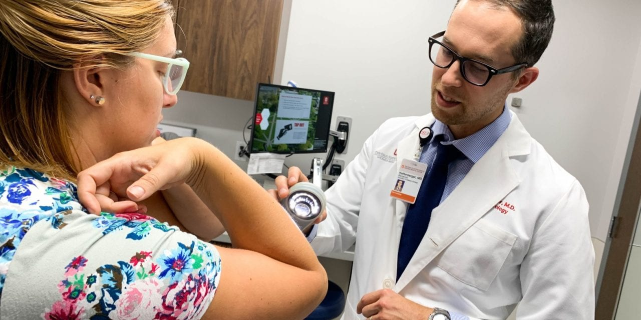 Ohio State Study Finds Oral Health, Diet May Improve Psoriasis