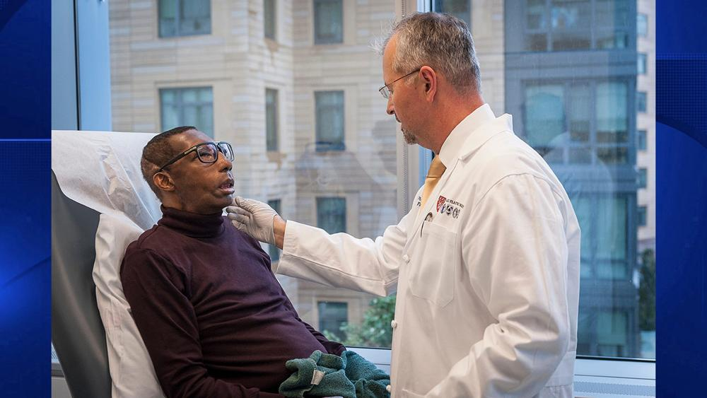 World's First African-American Face Transplant Performed at Boston's Brigham and Women's Hospital