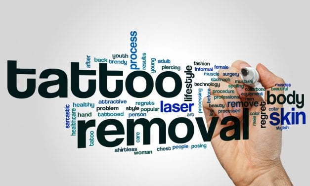 Rapid Acoustic Pulse Device Offers a Faster Process for Laser Tattoo Removal