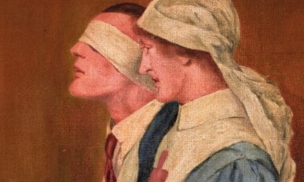 Soldiers With Broken Faces: Graphic Photos Behind The Origins Of Plastic Surgery On WW1 Casualties