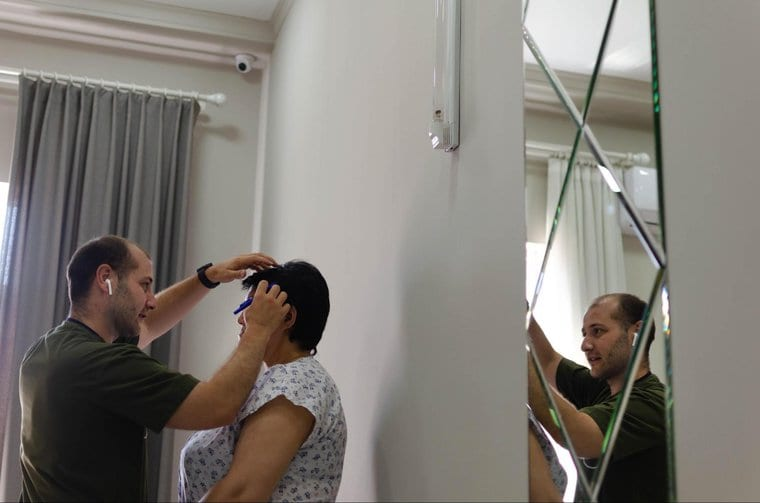 The Secret in Their Eyes: in Kyrgyzstan, Plastic Surgery is Booming Thanks to Instagram