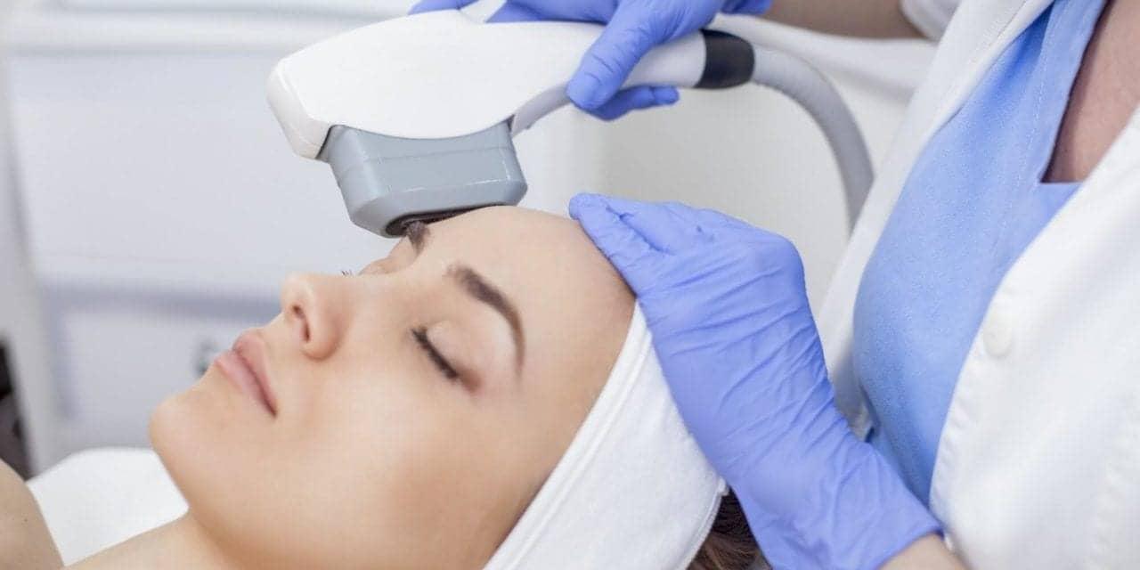 Diode Laser Reduces Wrinkles and Pigmentation