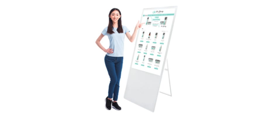 microPharmacy Touch Offers an Immersive Shopping Experience for Practices