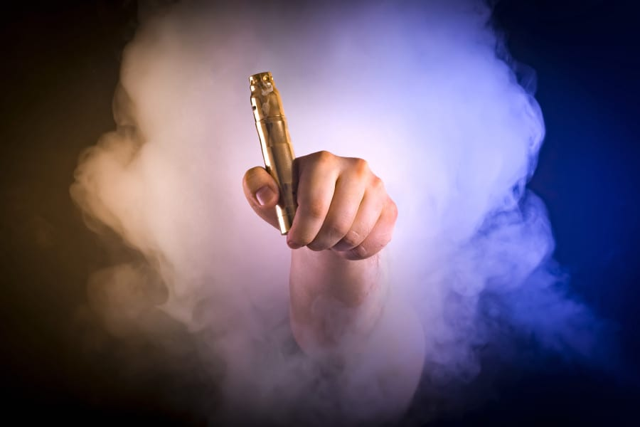 What Does Vaping Do to Your Skin?