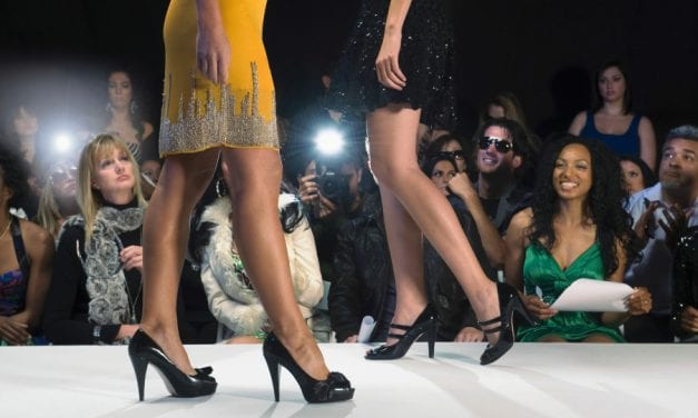 Victoria's Secret Models Are Skinnier Now, as Average Woman's Waistline Widens