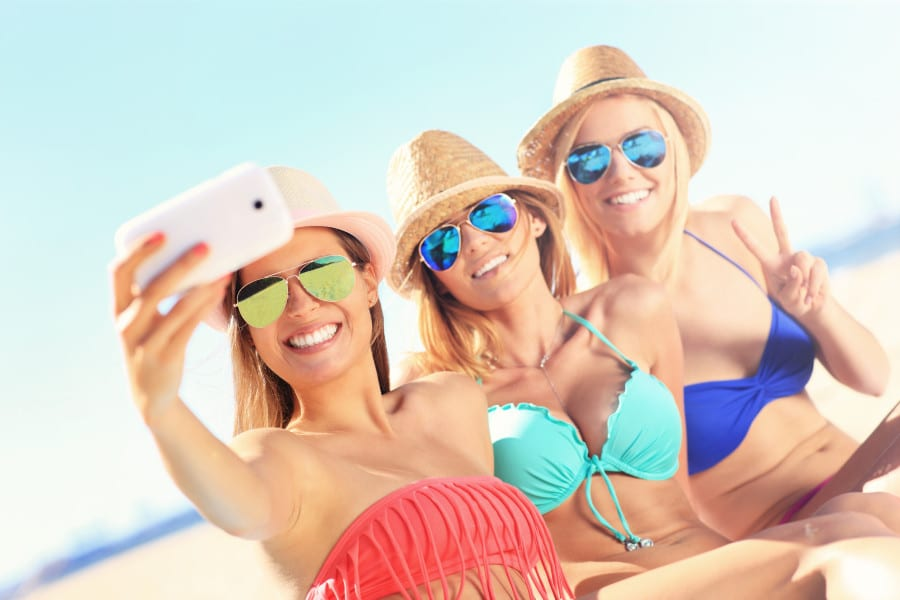 Still a Fan of the Golden Tan? Tune In to Social Media and Tone Down Your Risk of Skin Cancer