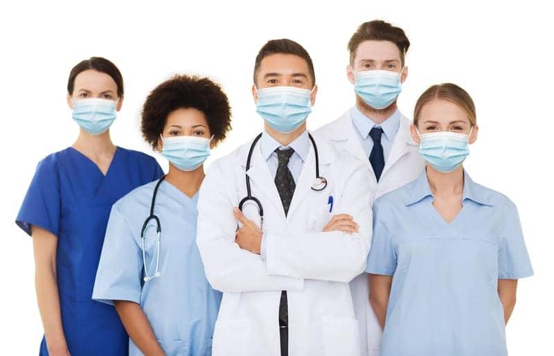 Coronavirus Pushes Demand for Doctors, Nurses to New High