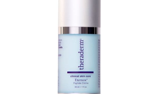 Theraderm Clinical Skin Care Study Shows 40% Reduction in Skin Laxity