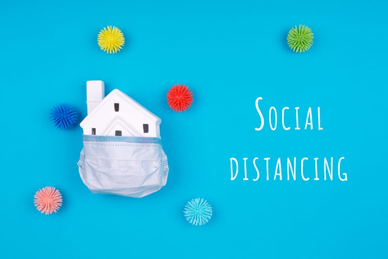How to Do Social Distance Like a Dermatologist