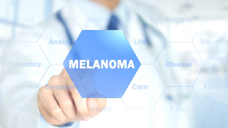 Melanoma Incidence in Men, Women Differs By Age, Anatomic Site