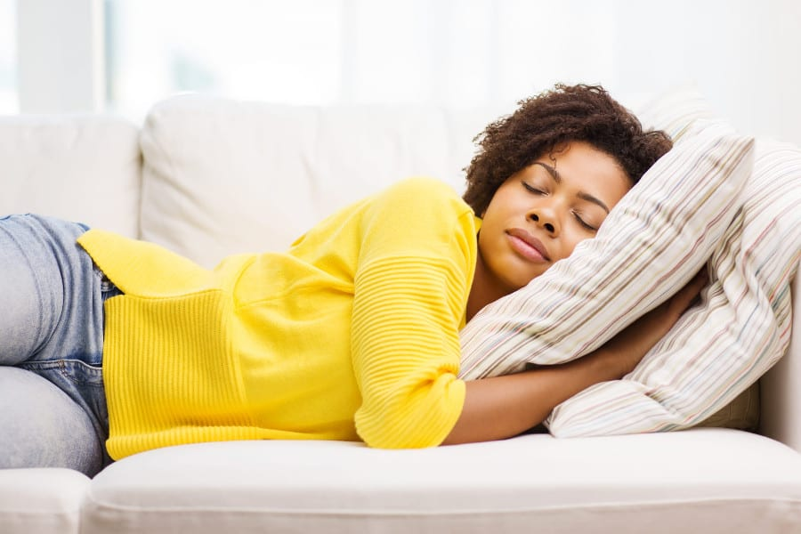 The Way You Sleep is Probably Damaging Your Skin