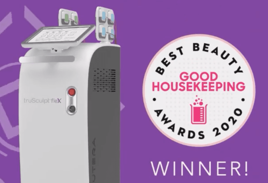 Good Housekeeping Names Cutera's truSculpt flex Ultimate Body Product for 2020