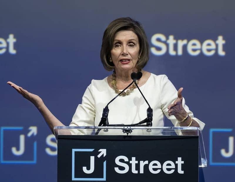 Nancy Pelosi's Eyebrows Get More Criticism Than Her Politics