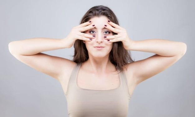 4 Facial Yoga Exercises to Firm Your Jaw, Minimize Fine Lines, and Banish Jowls